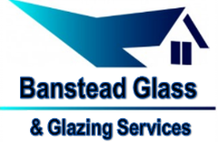 Banstead Glass Logo